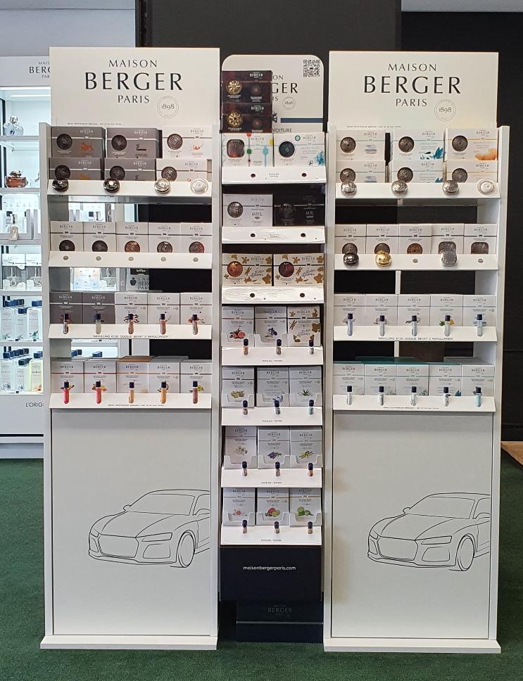 Maison Berger autoparfum